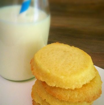 Melt in the Mouth Butter Biscuits