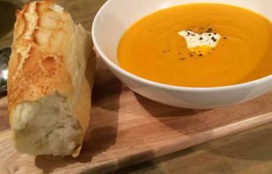 Carrot Soup - aka Hidden Veg Soup