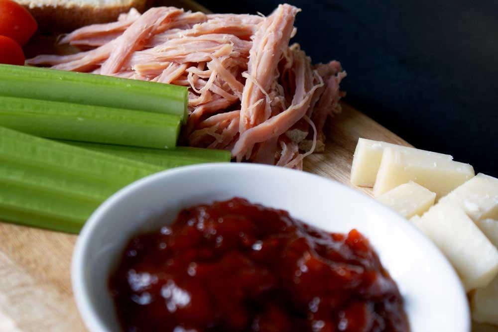 Shredded Pickled Pork. Super easy slow cooker dinner