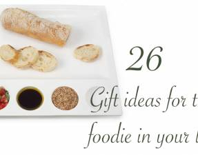 26 Gift Ideas for the Foodie in your Life | Sprinkles and Sprouts