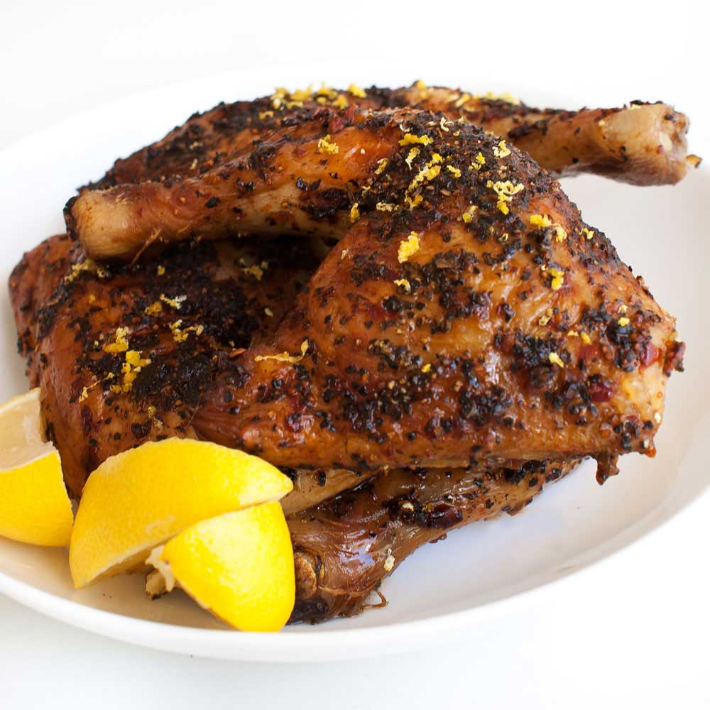 Fiery Lemon Pepper Chicken