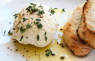 Homemade Ricotta. A rich creamy and delicious cheese that is simple to make at home from everyday ingredients.