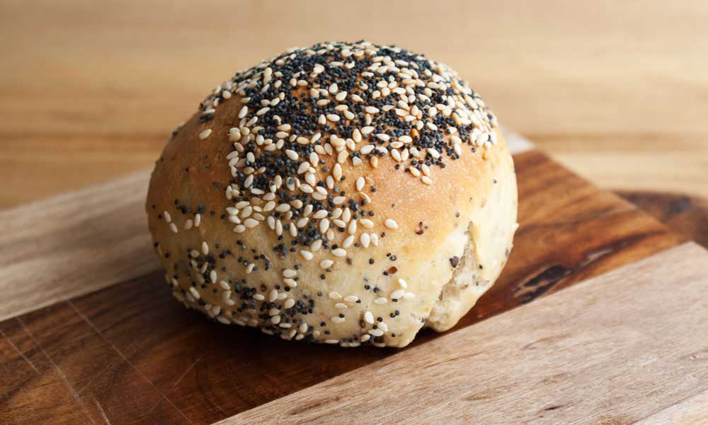 5 Seed Bread Rolls. Delicious rolls, packed with flavour and healthy seeds. This recipe is simple and gives great results.
