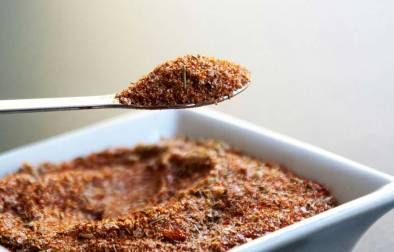 Cajun Seasoning Blend. A great recipe for making your own cajun spice blend, free from preservatives and with total control over the salt and spice level.