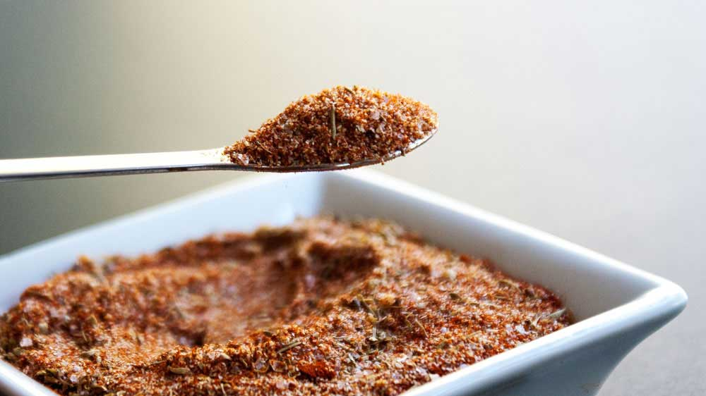 Cajun Seasoning Blend. A great recipe for making your own cajun spice ...