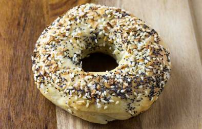 Perfect New York Style Bagel Recipe. This recipe gives you the PERFECT balance of soft and chewy. The only homemade bagel recipe you will ever need.