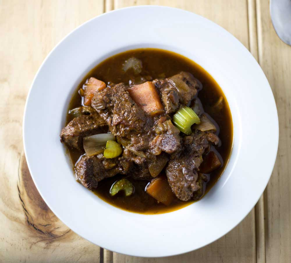 Beef and Red Wine Stew. A warming, unctuous and delicious dinner. This is the BEST Beef and Red Wine Stew.