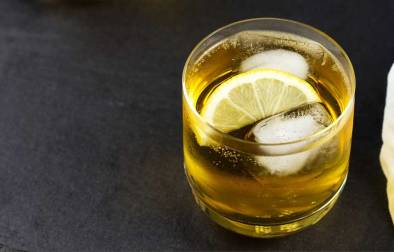 Whisky Apple Twist. This delicious whisky cocktail is seriously quaffable and perfect for serving to friends.
