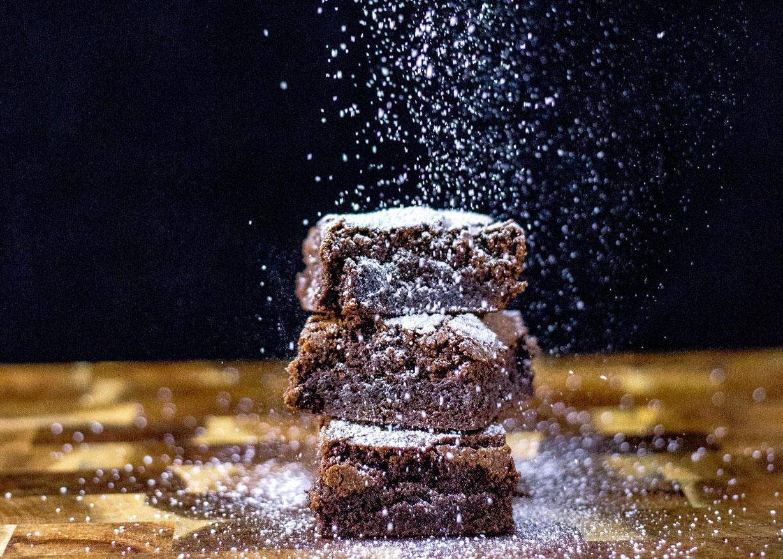Birthday Brownies – The BEST Fudgy Brownies