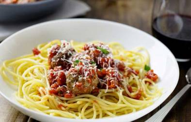 Gluten Free Italian Meatballs. These gluten free meatballs are light and delicious. Perfect for serving with a simple ragu.