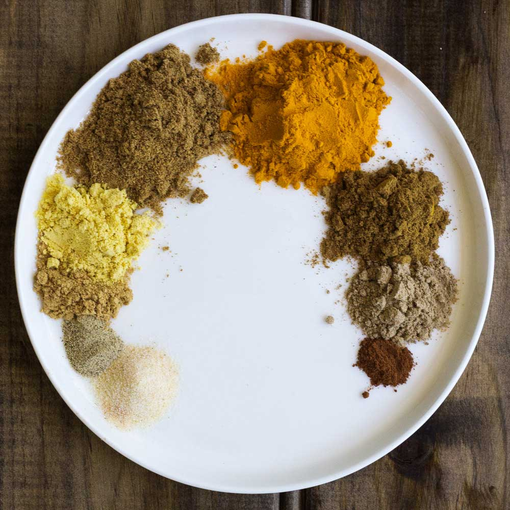 Homemade Curry Powder | Sprinkles and Sprouts