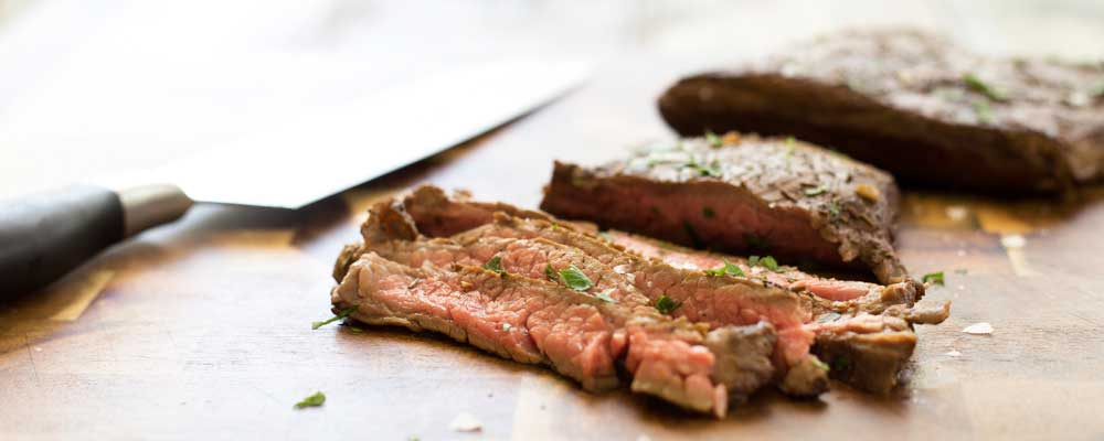 Coffee Marinated Skirt Steak | Sprinkles and Sprouts
