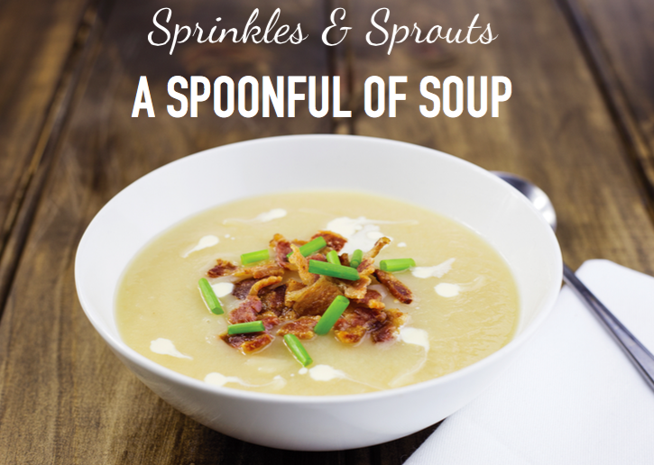 Sprinkles and Sprouts Soup Cookbook