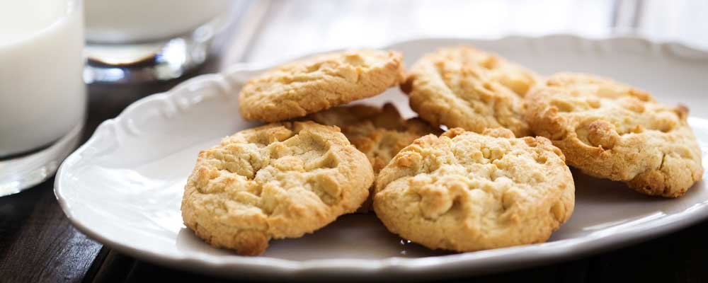 how to make white chip cookies