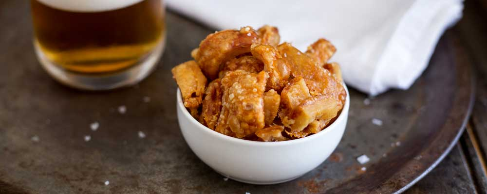 Crispy Crackling Bites – Pork Scratchings