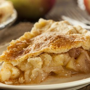 Apple pie, is there anything better? And this apple pie is the best, packed with apples, cinnamon a hint of nutmeg all inside a buttery pastry!!! So good!!!!