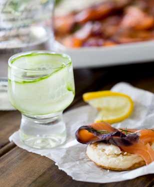 Cucumber-VodkaGRID