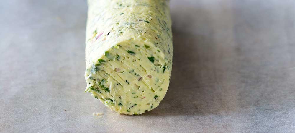 French Compound Butter (maître d'hôtel)
