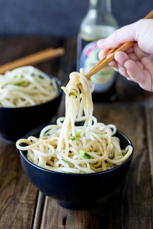 These scorched spring onion noodles are a super simple dish that is so quick to make and so packed with flavour that you will want to eat it every day!!! Don't let the short list of ingredients fool you. This one is a weekly staple!