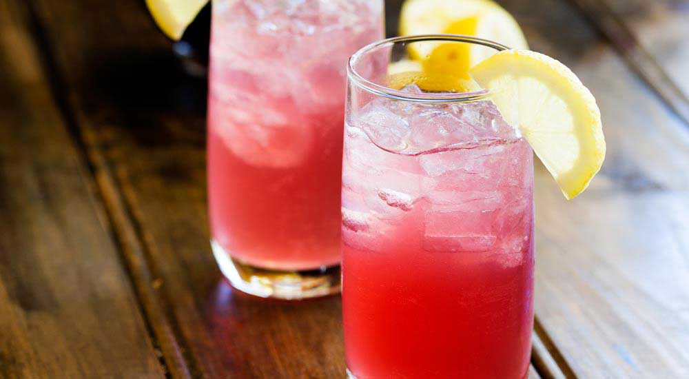 Adult Pink Lemonade – Totally Refreshing