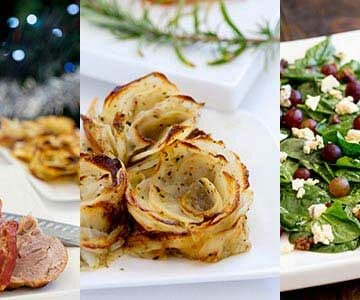 A Stress Free Christmas. This is a simple, delicious menu; that is easy to shop for in the supermarket and takes very little time to prepare.