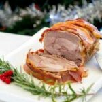 Juicy turkey without the dramas of a whole roast!!!! This Rolled Turkey Roast is the perfect last minute and stress free way to have a turkey dinner this Christmas!!!!
