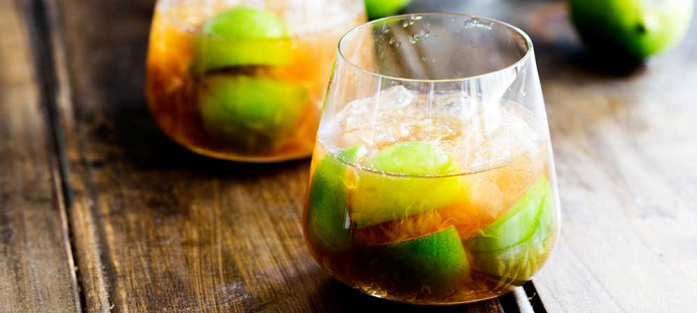 Brown Sugar Caipirinha