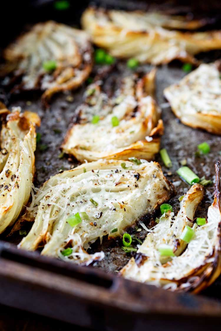 Roasted Fennel with Parmesan and Chives | Sprinkles and ...