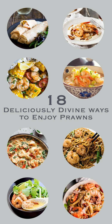 18 Deliciously divine ways to enjoy prawns. Get a list of some amazing ways to enjoy your prawns.