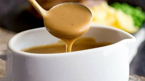 Easy Homemade Brown Gravy No Drippings Sprinkles And Sprouts