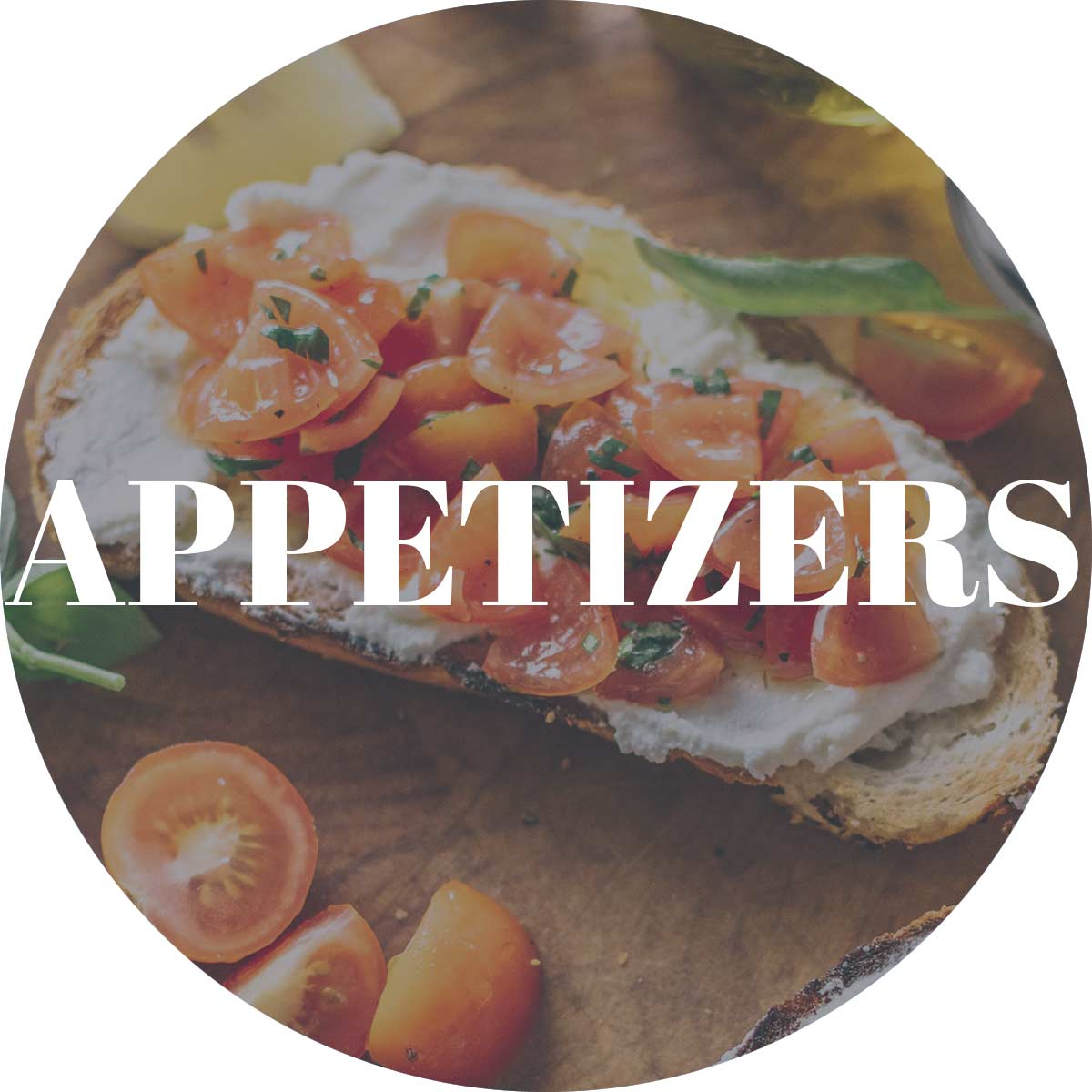 Appetizers and Starters